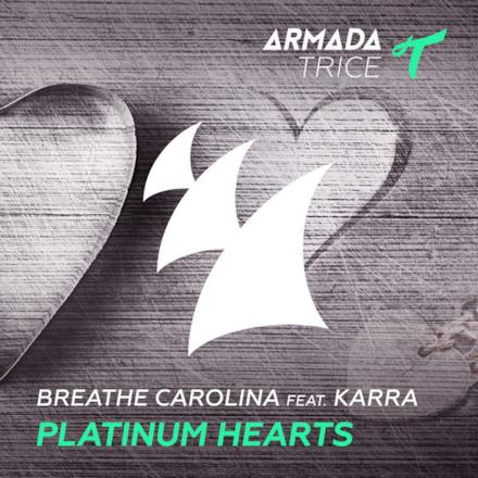 Platinum Hearts (feat. KARRA) - Single