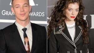 Major Lazer Lorde