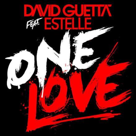One Love (feat. Estelle) - Single