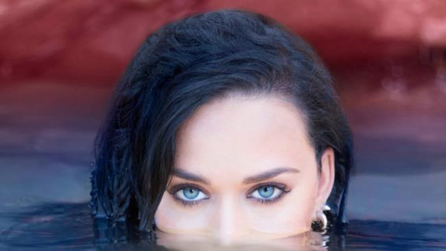 La popstar Katy Perry
