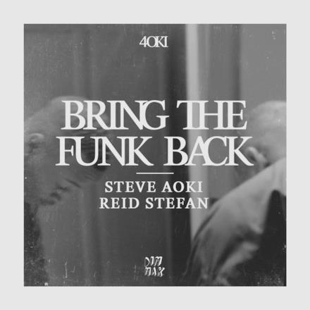 Bring The Funk Back - Single