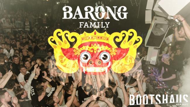 Barong Family sarà al festival più importante della musica elettronica con diversi artisti