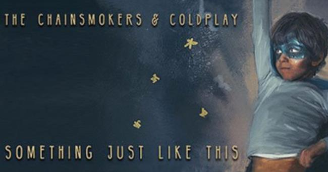 The Chainsmokers insieme a Chris Martin dei Coldplay