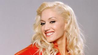 Primo piano di Gwen Stefani