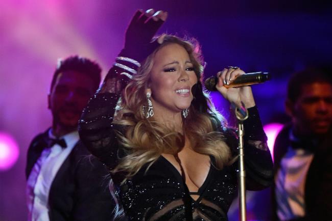 Mariah Carey concerto Tokyo 2014