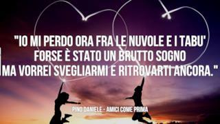 Pino Daniele: le migliori frasi delle canzoni