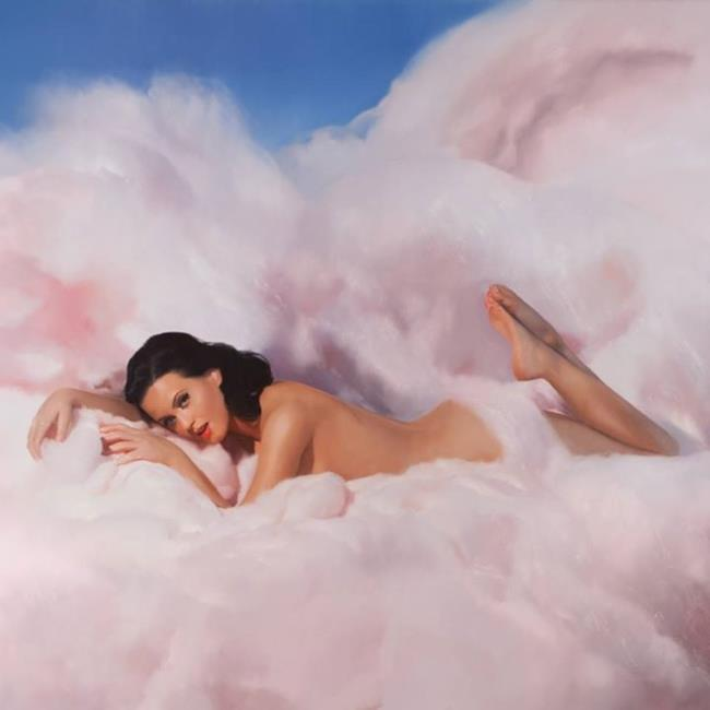 Katy Perry in una posa hot