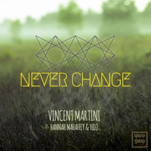 Never Change (feat. Hannah Mahaffey & Hilo) - Single