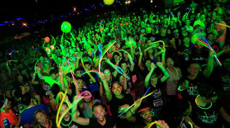 Anche i Glow Sticks sono severamente vietati all'interno dell'Ultra Music Festival