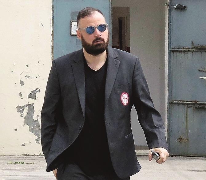 Fabrizio De Meis Cocoricò