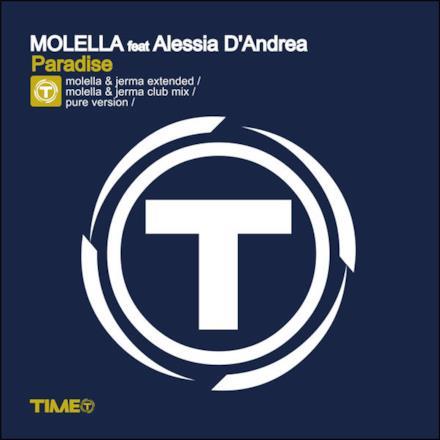 Paradise (feat. Alessia D'Andrea) - EP