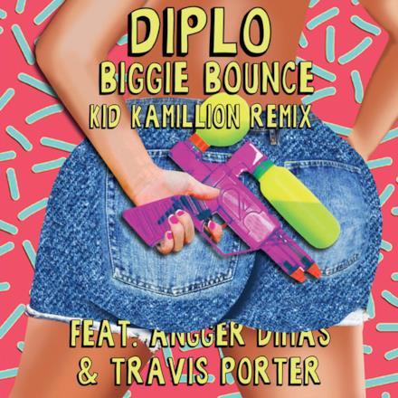 Biggie Bounce (Kid Kamillion Remix) [feat. Angger Dimas & Travis Porter] - Single