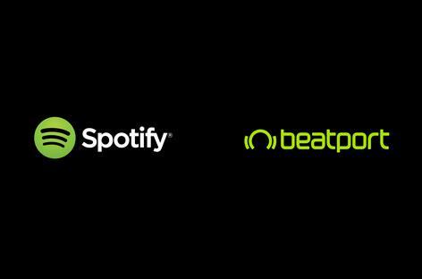 Beatport Spotify accordo