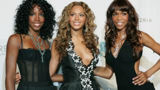Beyoncé, Kelly Rowland e Michelle Williams delle Destiny's Child
