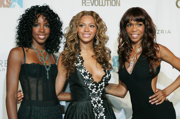 Beyoncé, Kelly Rowland e Michelle Williams delle Destiny's Child