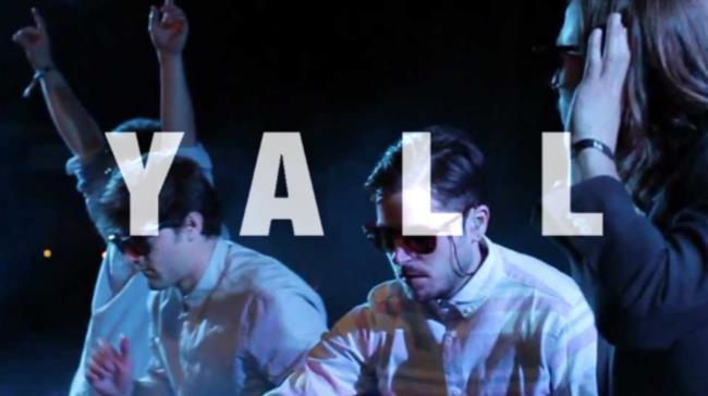 La band spagnola degli Yall