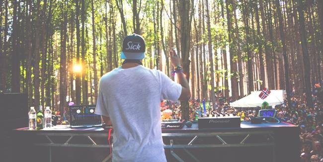 Kygo si è rivelata una delle sorprese del 2015 e suonerà live all'Ultra Music festival e al CounterPoint Music Festival