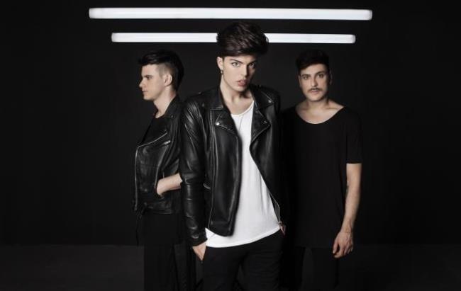 The Kolors, immagine promozionale della band