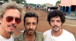 Niccolò Fabi, Daniele Silvestri e Max Gazzè insieme in Africa