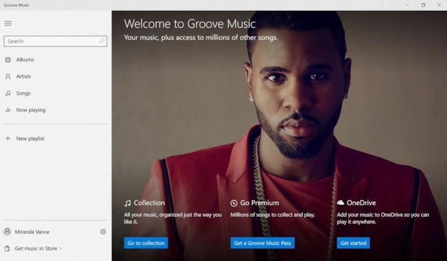 Groove, servizio musicale di Microsoft
