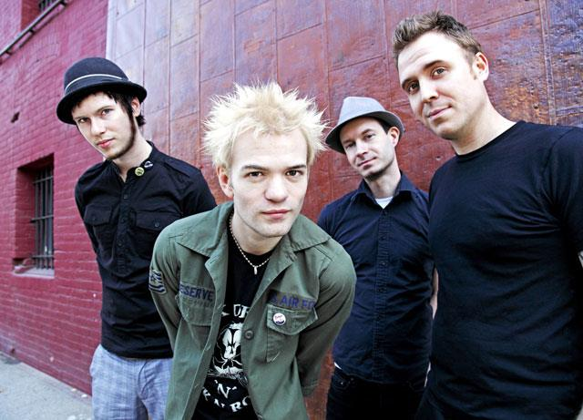 Sum 41, band pop punk canadese