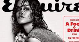 Rihanna sulla copertina di Esquire di dicembre 2014