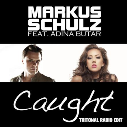 Caught (feat. Adina Butar) - Single (Tritonal Radio Edit)