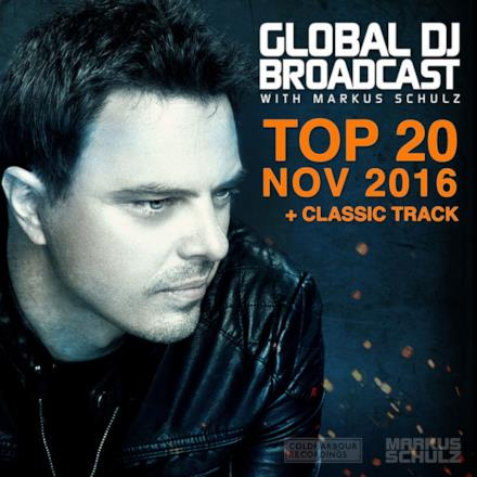 Global Dj Broadcast - Top 20 November 2016