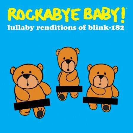 La copertina dell'album di ninnananne dei Blink-182