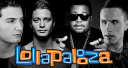 Lollapalooza 2015, lineup e streaming
