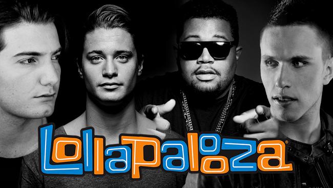 Lollapalooza 2015 logo
