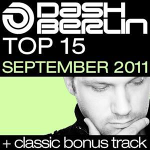 Dash Berlin Top 15: September 2011 (Including Classic Bonus Track)