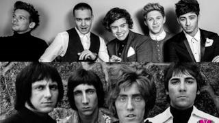 One Direction querelati dai The Who? Best Song Ever è un plagio di Baba O'Riley?