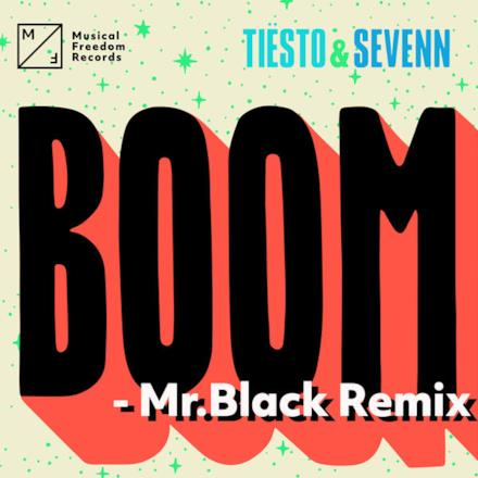 BOOM (Mr. Black Remix) - Single