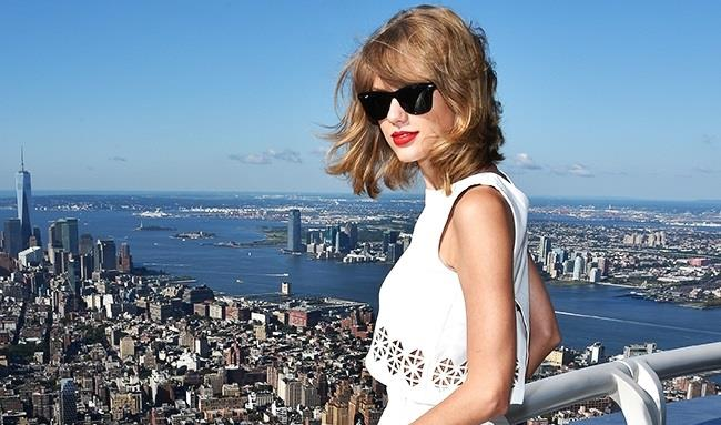 Taylor Swift a New York