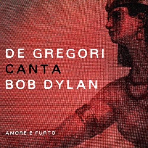 Cover album De Gregori canta Bob Dylan