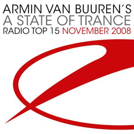 Armin Van Buuren's a State of Trance - Radio Top 15: November 2008