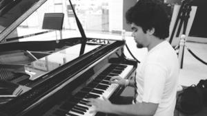 Il pianista EDM Hasit Nanda