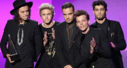 American Music Awards 2014, trionfano One Direction e Katy Perry
