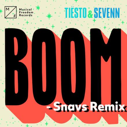 BOOM (Snavs Remix) - Single