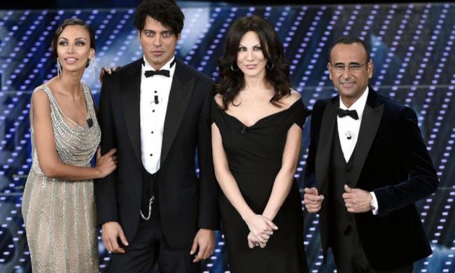 Sanremo festival 2016 conduttori
