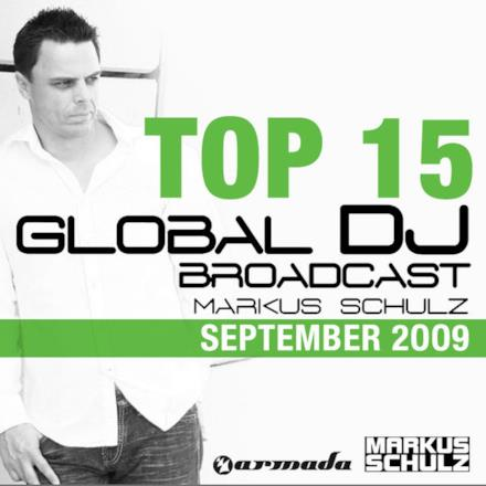 Global DJ Broadcast Top 15: September 2009 (Compiled By Markus Schulz)