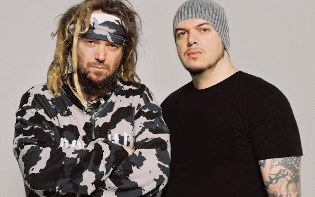 Max e Igor Cavalera