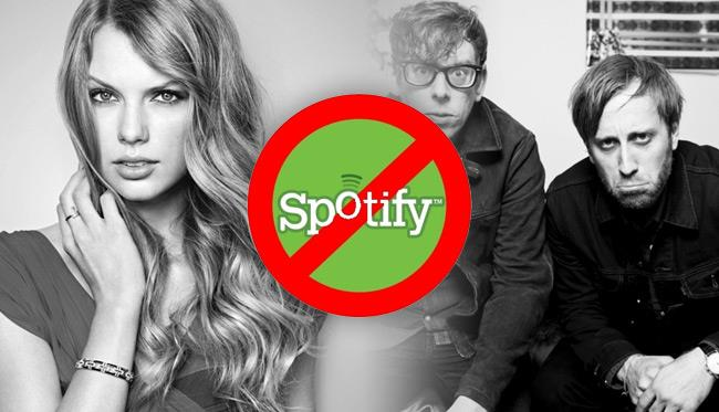 Taylor Swift e The Black Keys