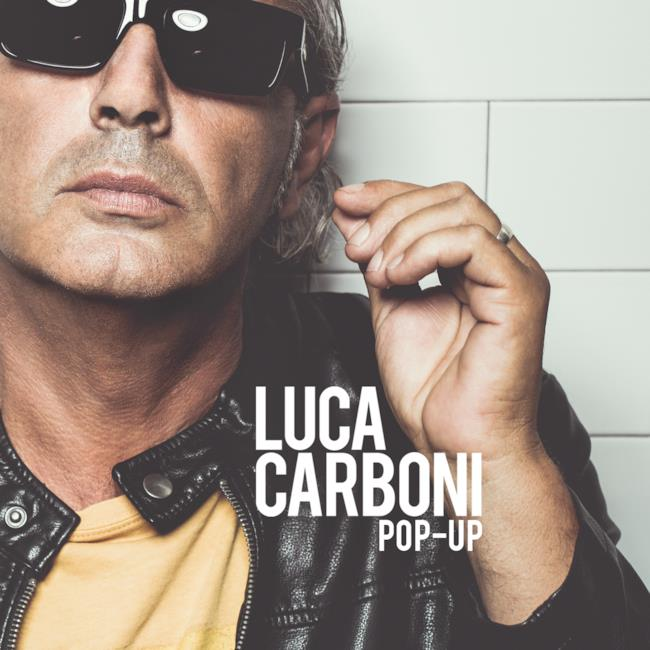 Cover POP-UP - Luca Carboni