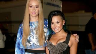 Demi Lovato e Iggy Azalea