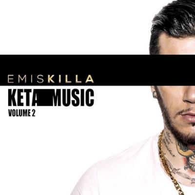 La copertina del mixtape Keta Music Vol.2 di Emis Killa