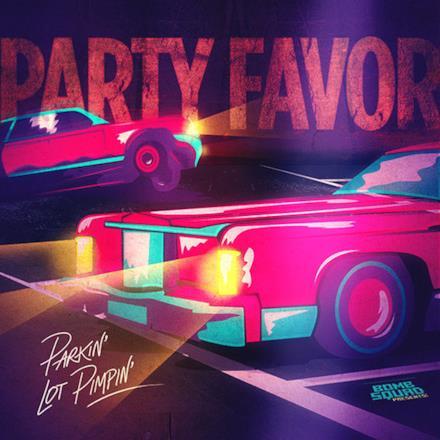 Parkin' Lot Pimpin - Single