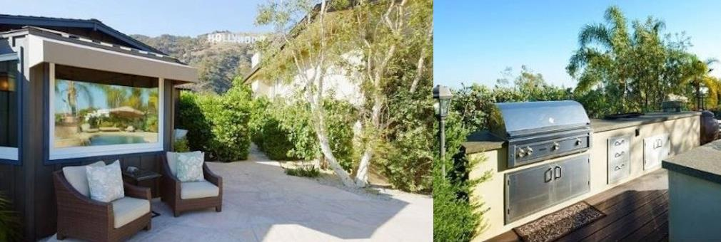 La villa hollywoodiana di Eric Prydz