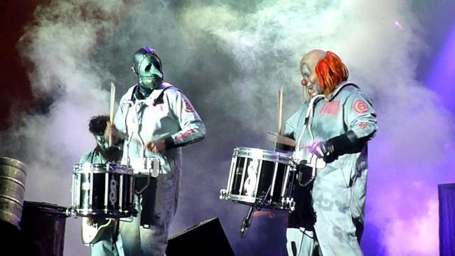 Gli Slipknot dal vivo